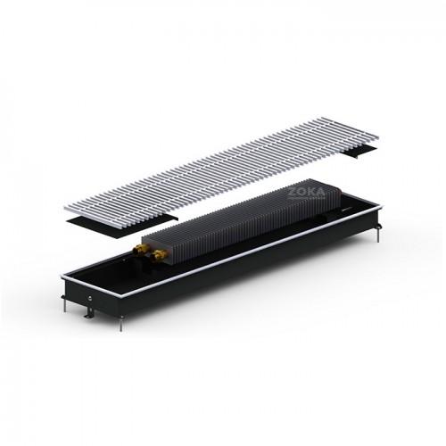Carrera M (M2) 65 Inox/Black